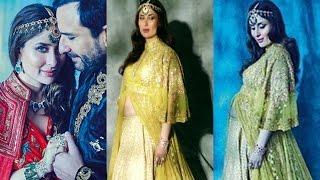 Kareena Kapoor And Saif Ali Khan Hot Photoshoot 2016