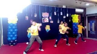 Event Perfomance by Rouser Dance Academy-Choreographer(Prashant maurya)9920696345