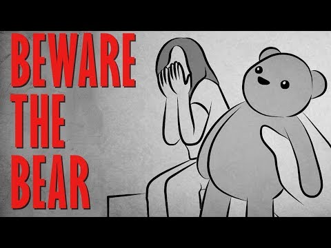 WHAT S WRONG WITH MY TEDDY BEAR Ghost Story Time Something Scary Snarled