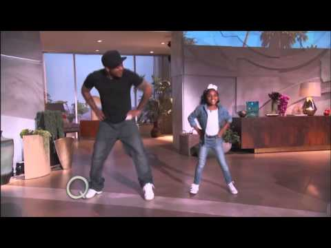Daddy-Daughter Dance-Off!  | The Queen Latifah Show