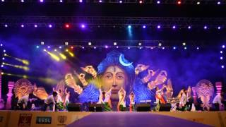 Rocking Patriotic Dance performance by the Dance students of IIA