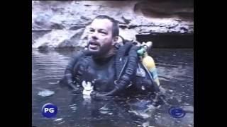 scuba, cave diving