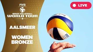 Aalsmeer 1 -Star 2017 - Women bronze - Beach Volleyball World Tour