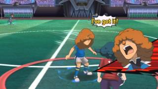 Inazuma Eleven Strikers - Vs Team Ogre!