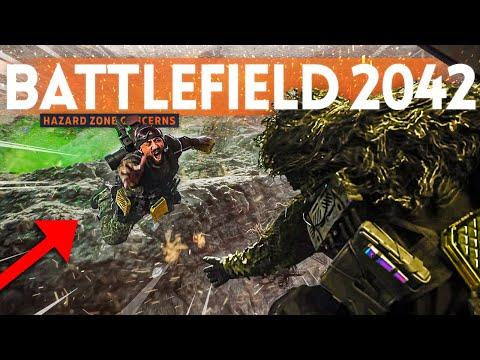 Battlefield 2042 Hazard Zone concerns