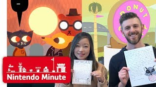 Writing Fan Mail to Our Favorite Game Developers - Nintendo Minute