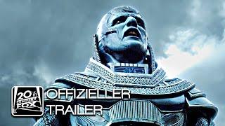 X-Men: Apocalypse   Trailer 1   Deutsch HD German (Bryan Singer)