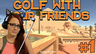 MAXIMUM POWER! | Golf With Your Friends W/ Dipstick Jimmy!