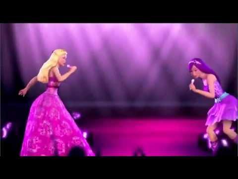 Barbie a Princesa e a Popstar Alteração do primeiro Trailer DUBLADO