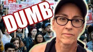 DUMBEST ANTI-TRUMP PROTESTERS EVER