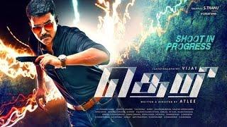 Vijay 59 TItle THERI | kollyTube | Tamil Cinema News | Theri Vijay Latest Updates