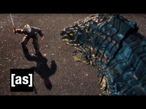 Xxx Mp4 Godzilla Vs Jason Voorhees Robot Chicken Adult Swim 3gp Sex