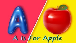 Phonics song | ABC Song | ABC Alphabet song | Nursery rhymes for children | A is for Apple