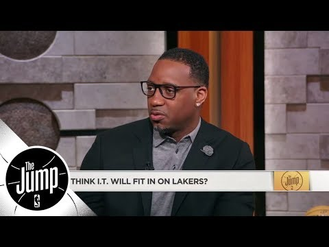 Tracy McGrady on Isaiah Thomas I don t see him fitting with the Lakers The Jump ESPN