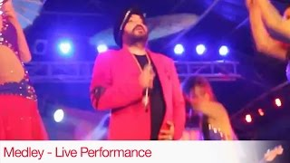 Medley  Live  Shimla Summer Festival 2013  Daler Mehndi  Drecords