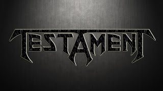 TESTAMENT PLAYLIST - GREATEST HITS - BEST OF