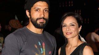 The Reason Behind Farhan Akhtar & Adhuna Akhtar's SplitREVEALED!   Bollywood News