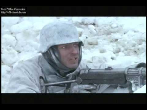 Stalingrad Battle Against T 34 Tank In The Snow HQ