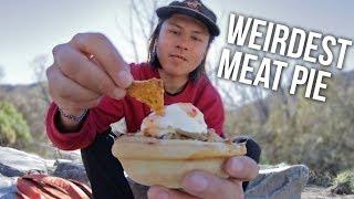 WEIRDEST MEAT PIE CREATION!