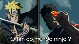 BORUTO CONTRA KAWAKI !!! Boruto: Naruto Next Generetion episódio 1 Análise