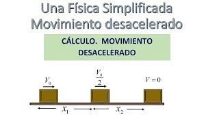 FÍSICA UNIVERSITARIA. PROBLEMA DE M.U.A
