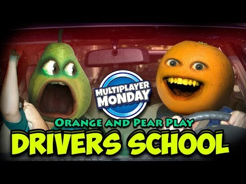 Xxx Mp4 Annoying Orange And Pear Play Driving Simulator 2017 Multiplayer Monday 3gp Sex