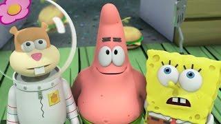 SpongeBob HeroPants Trailer