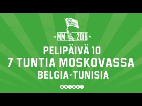 MM-futis: Byyri ja Moskova 7 tunnissa