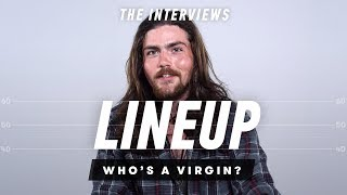 People Guess Who's a Virgin from a Group of Strangers (Post Interview) | Lineup | Cut