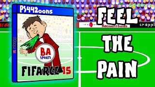 FIFA 15 Preview by 442oons (Football Cartoon Fifa Ratings Fifa Demo)