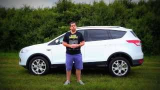 (ENG) Ford Kuga - Test Drive and Review
