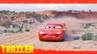 Cars 3 (2017) Disney Nuevo Tráiler Oficial #3 Subtitulado