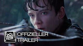 Die Insel der besonderen Kinder   Teaser Trailer 1   Deutsch HD German Tim Burton