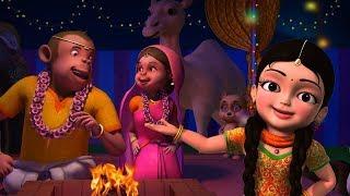 Bandar Ji Ki Shaadi Hai | Hindi Rhymes for Children | Infobells
