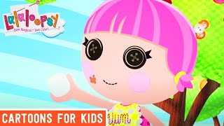 Lalaloopsy | Sprinkle Spice Cookie | We're Lalaloopsy | Now Streaming on Netflix!