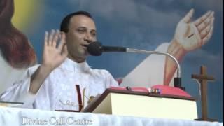 The Presentation of the B.V.M- Preached By Rev Fr Anil Kiran Fernandes,SVD at Divine Call Centre