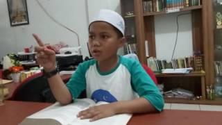 Anak Kecil Aja tau Makna Surat Al Maidah 51 Syekh  Rasyid