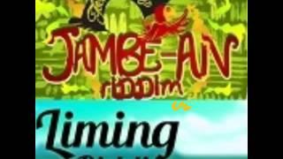 Jambe-An Riddim vs Liming Riddim (MaxaDon Mix)