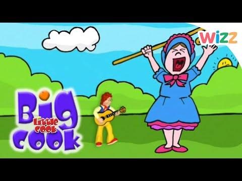 Big Cook Litte Cook - Little Bo Peep