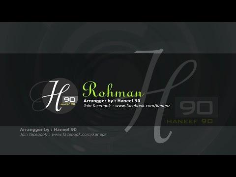 Karaoke Sholawat Rohman Ya Rohman plus lirik | H90 | This Joy