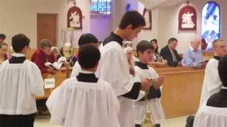 What it means to be an Altar Server