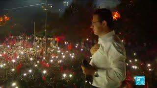 Istanbul: İmamoğlu ends 25 years of AKP rule in massive blow to Erdoğan