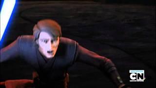 Anakin and Obi-Wan vs. Ahsoka