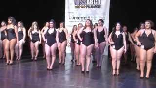 MISS PLUS SIZE ABCD 2015 - TRAJE BANHO