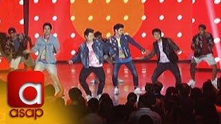 ASAP: Enrique Gil dances
