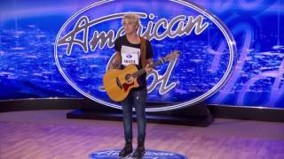 American Idol 2016 - Dalton Rapattoni - Audition