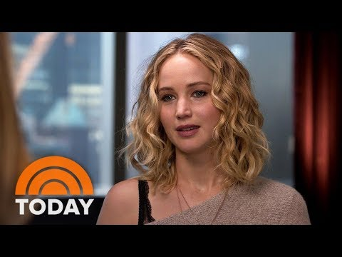 Jennifer Lawrence: My New Horror Film 'Mother!' Is 'An Assault'   TODAY