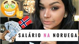 Trabalho,Salário mínimo /Quanto uma pessoa ganha na Noruega?!