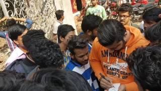 Anubhav bhai bday celebration...
