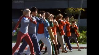 Power Rangers Lightspeed Rescue with Lost Galaxy Rangers and GoGoFive vs Gingaman Roll Call